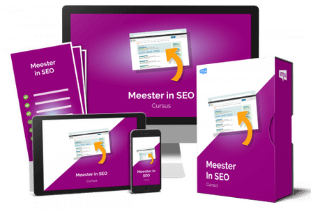 Meester in SEO e-learning training